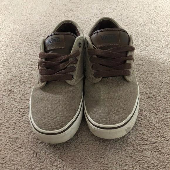 vans shoes men size 7